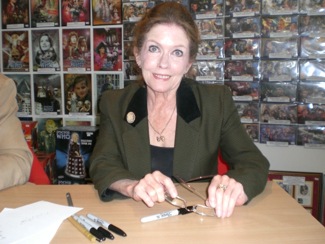 Actress Deborah Watling, who played Doctor Who's second assistant, has died, aged 69