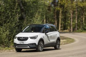 Road Test: Vauxhall Crossland X