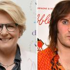 Clacton and Frinton Gazette: New Bake Off presenters Noel Fielding and Sandi Toksvig (PA Wire/PA)