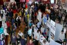 Hundreds of jobs on offer at careers fair