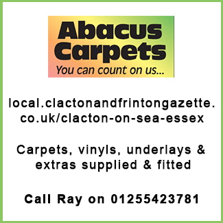 Clacton and Frinton Gazette: Abacus carpets Macmillan coffee morning