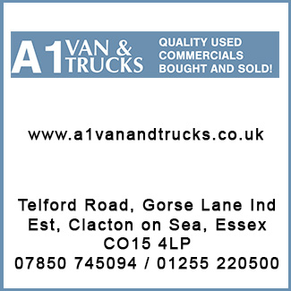 Clacton and Frinton Gazette: A1 Van and Trucks
