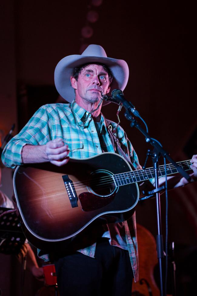 DEADPAN DELIVERY: Rich Hall casts an wry eye over all things American