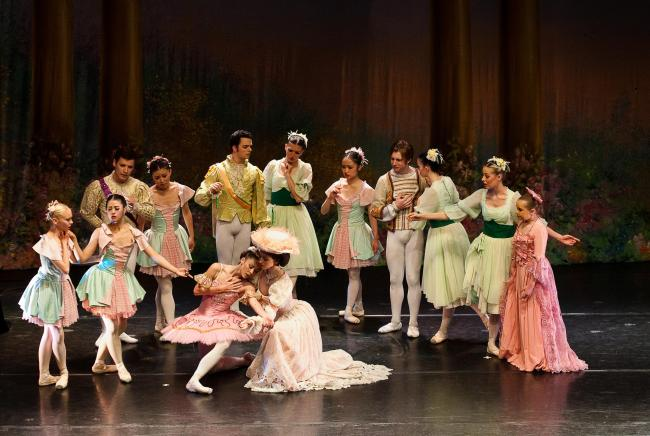 CHILDREN'S CLASSIC: Sleeping Beauty is at the Princes Theatre