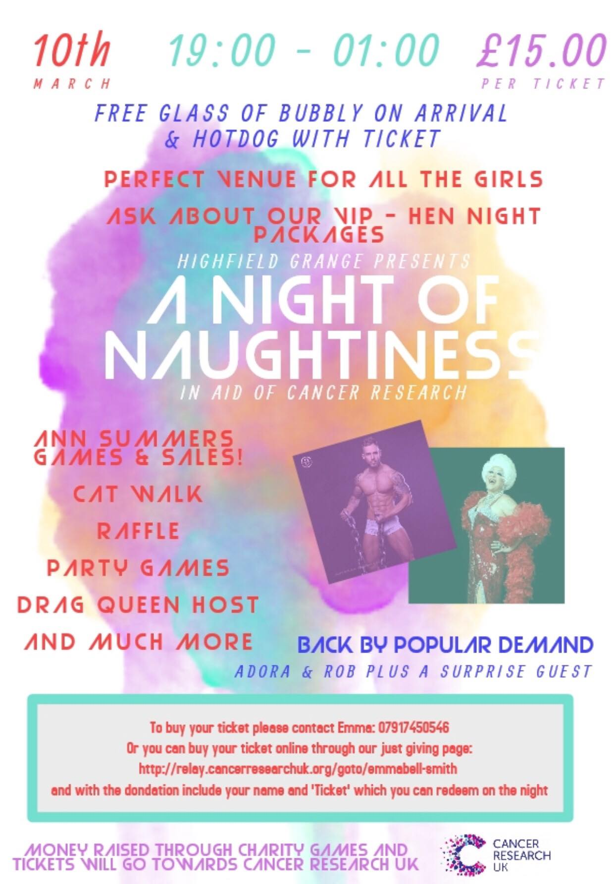 A night of Naughtniess