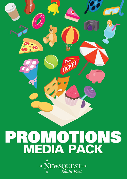 Clacton and Frinton Gazette: Promotions media pack fp 7th feb 2018