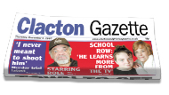 Clacton and Frinton Gazette: Clacton & Frinton Gazette