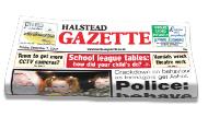 Clacton and Frinton Gazette: Halstead Gazette
