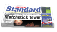 Clacton and Frinton Gazette: Southend Standard