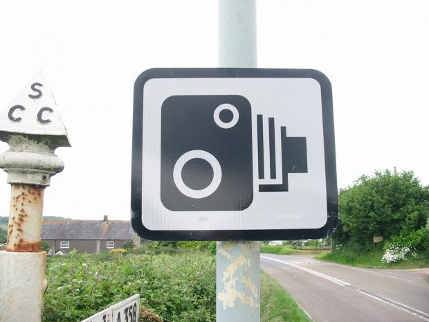Grant cash to pay for speed camera in Elmstead Market