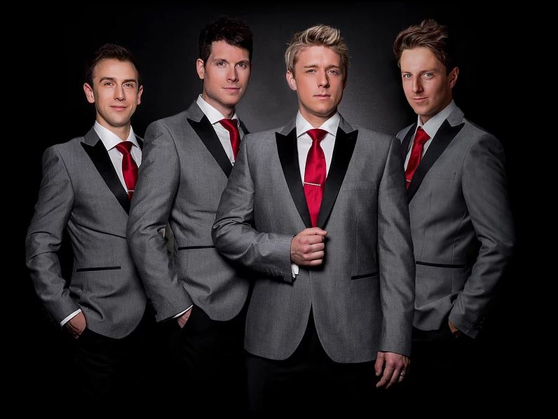 UK TOUR: G4 will be performing at Clacton's Princes Theatre next weekend