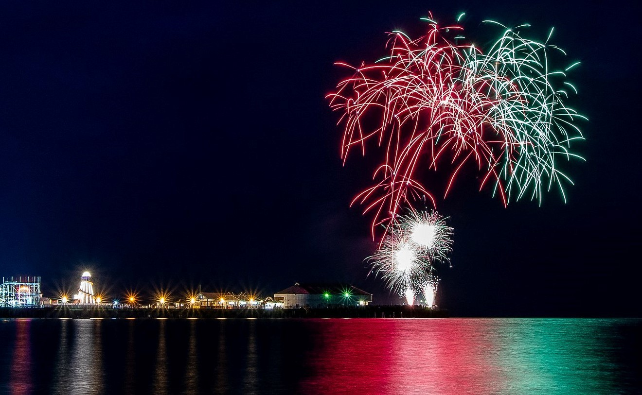 Extravaganza - Clacton Pier is set for its biggest ever fireworks display
