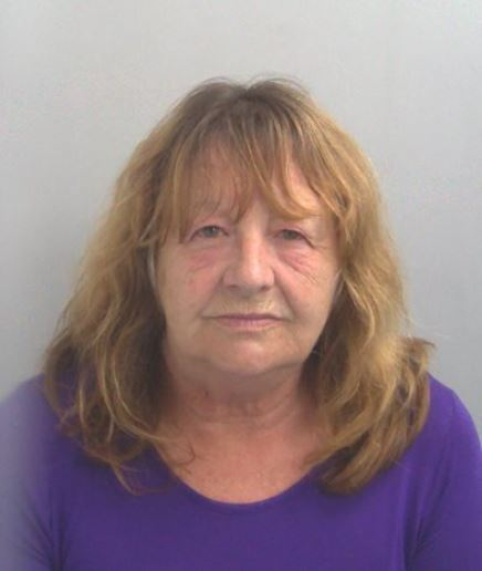 Jailed: Pauline Tagg