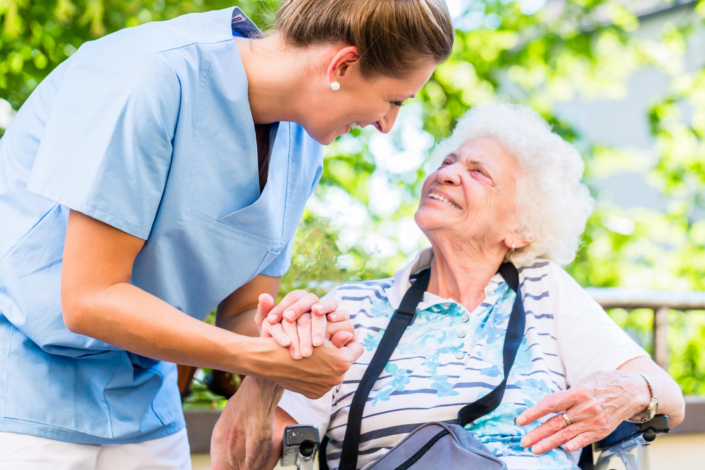Campaign launched to highlight bad pay in the care industry