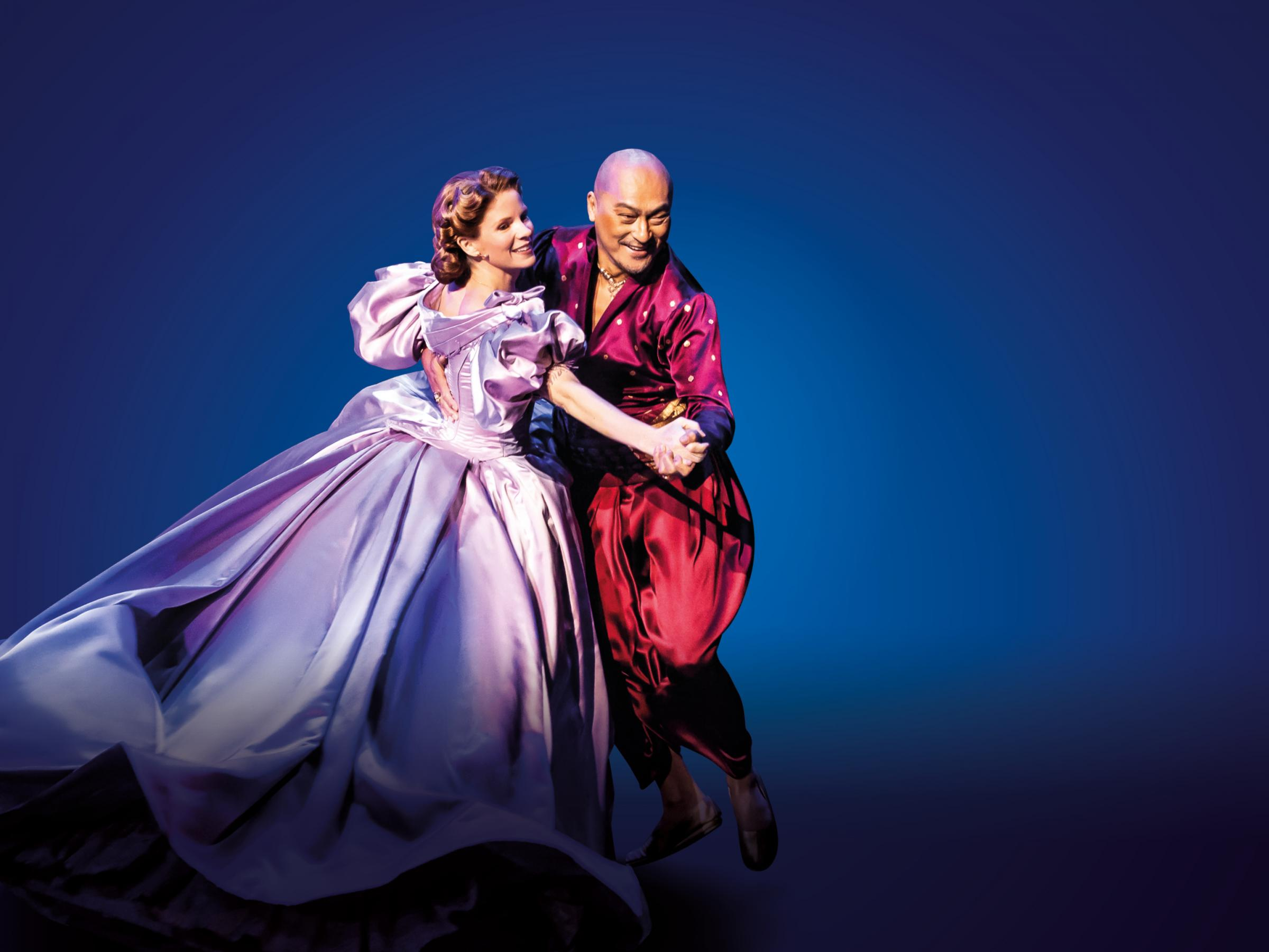 LIVE SCREENING: The King and I will be screened at the 1912 Centre