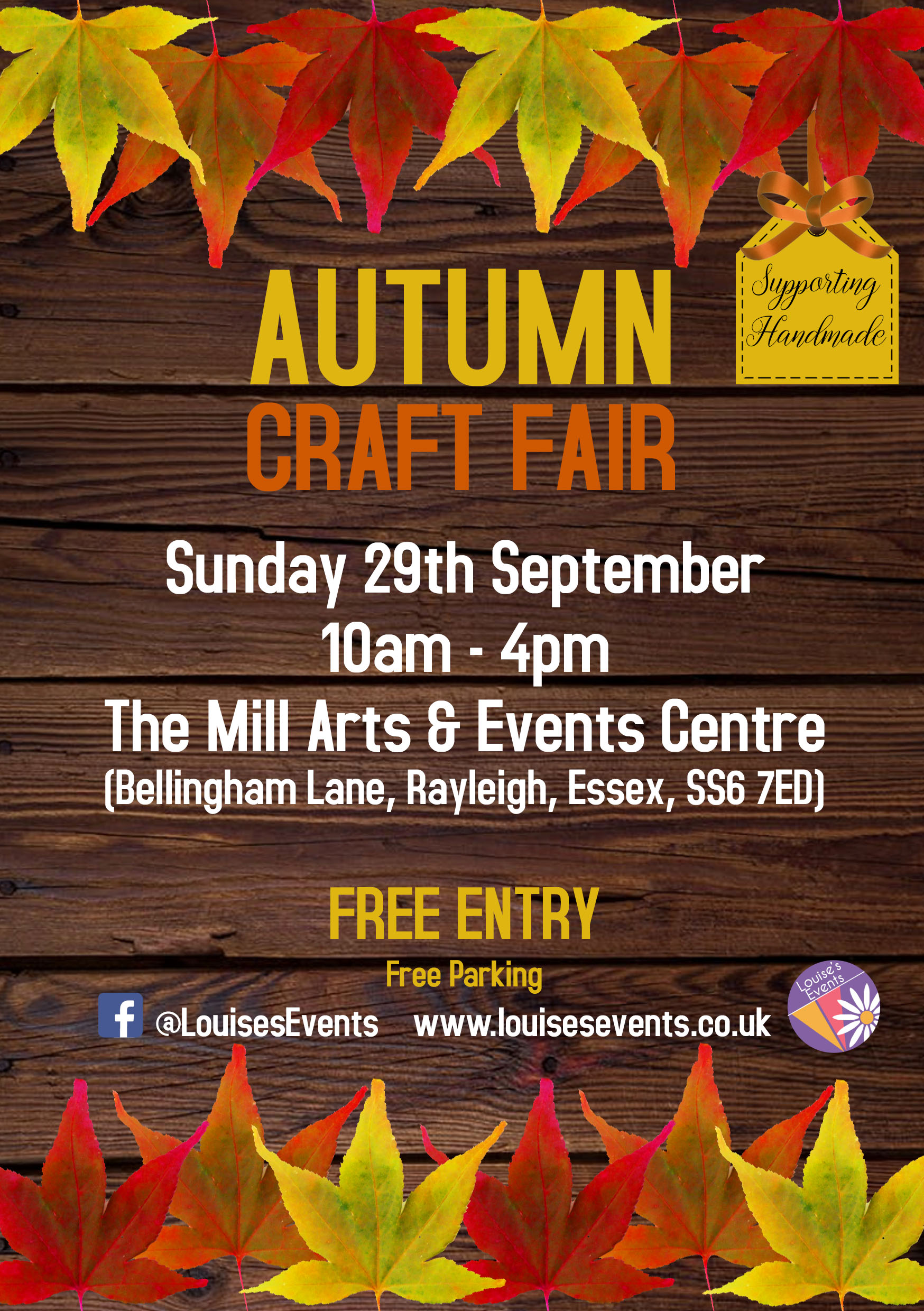 Autumn Craft Fair