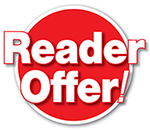 Clacton and Frinton Gazette: Reader offer logo