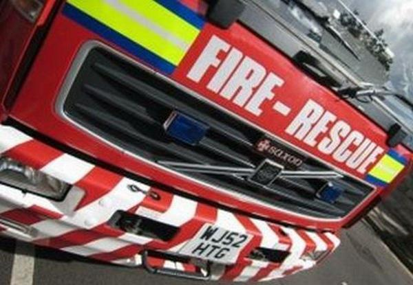 House damaged after electric plug overheats and starts blaze in loft space