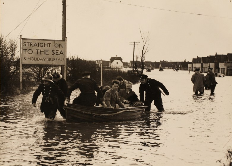 Flood rescue: It's been 66 years since the devastating flood