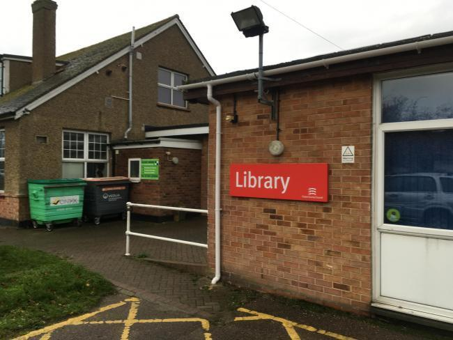 Set to close: Holland Library in Frinton Road, Holland-on-Sea