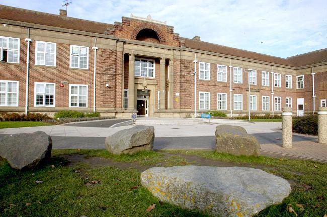 Clacton County High School