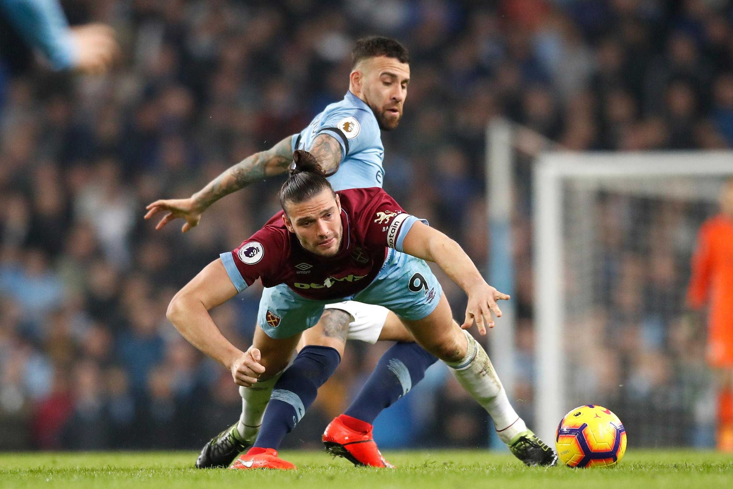 Manchester City v West Ham United – Premier League – Etihad Stadium