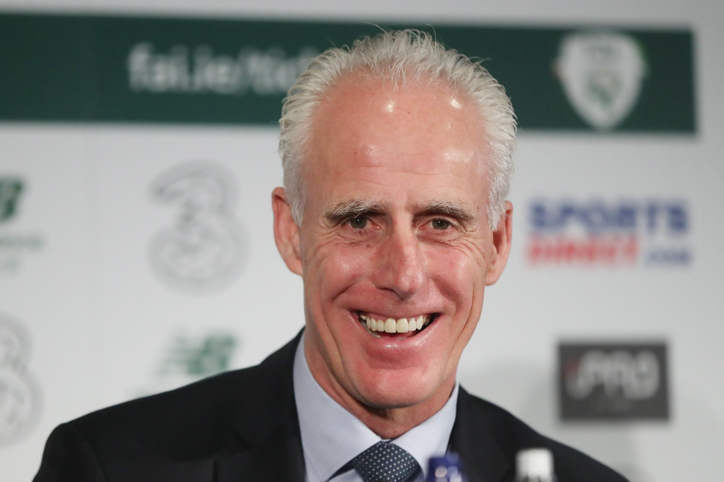 Republic of Ireland manager Mick McCarthy has finalised his squad for the Euro 2020 qualifiers against Gibraltar and Georgia