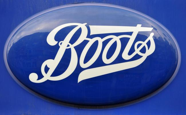 US-based Walgreens Boots Alliance revealed it is looking at poor performing Boots shops. Picture: PA