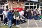 Campaign - residents have called on Essex County Council to save Holland Library