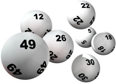 Tonight's £15m winning Lotto numbers
