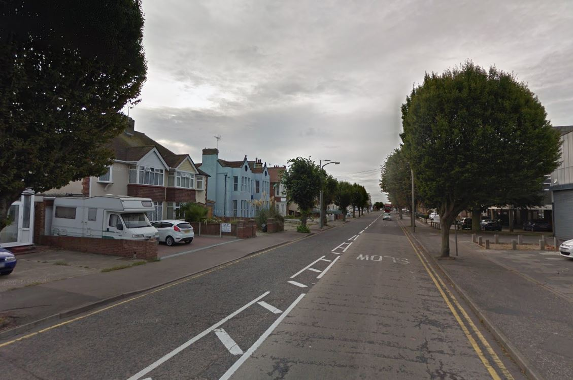 Dog rescued after unattended cooking causes fire in Clacton flat
